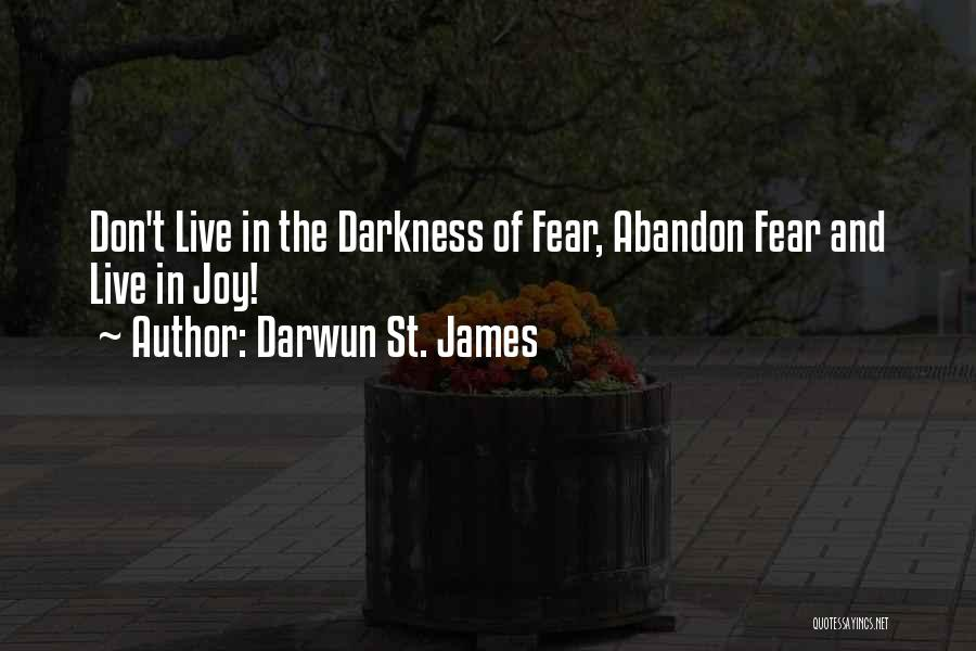 Darwun St. James Quotes 1343579
