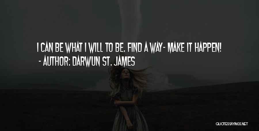 Darwun St. James Quotes 1428889
