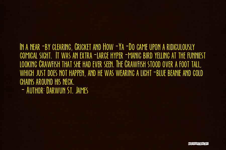 Darwun St. James Quotes 1767500