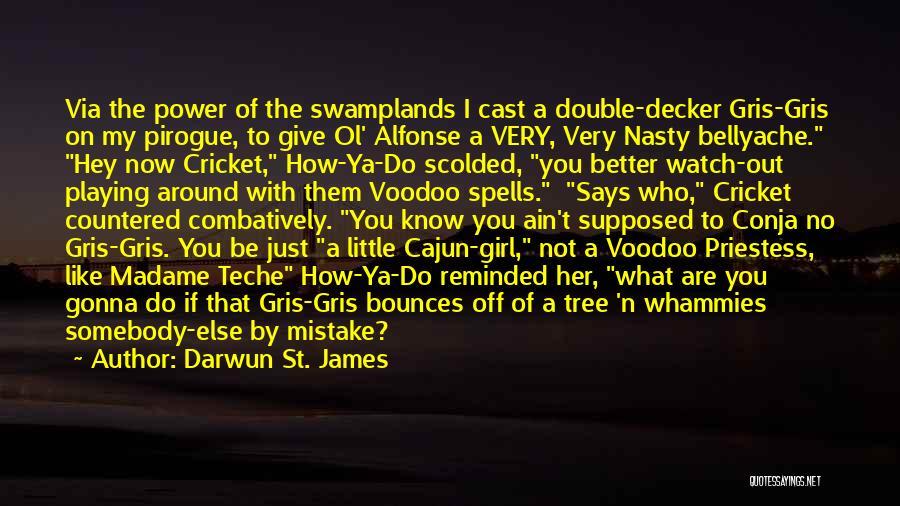 Darwun St. James Quotes 979672