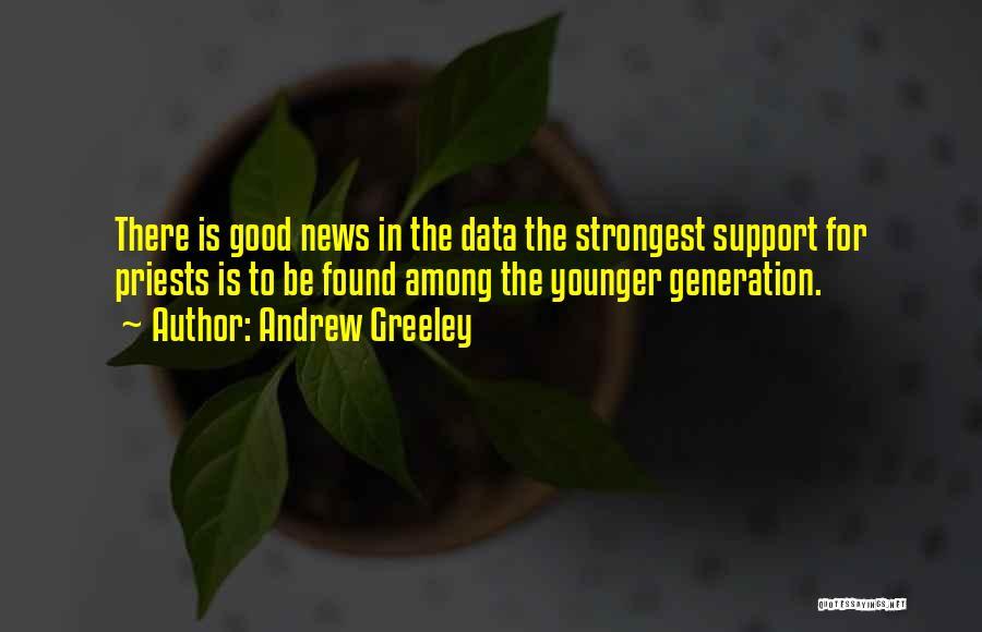 Data Viz Quotes By Andrew Greeley
