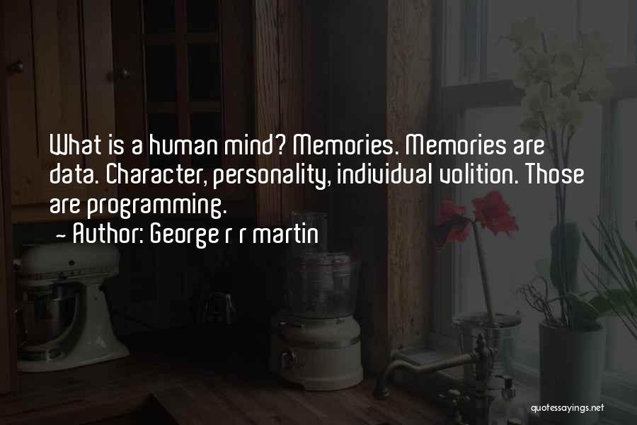 Data Viz Quotes By George R R Martin