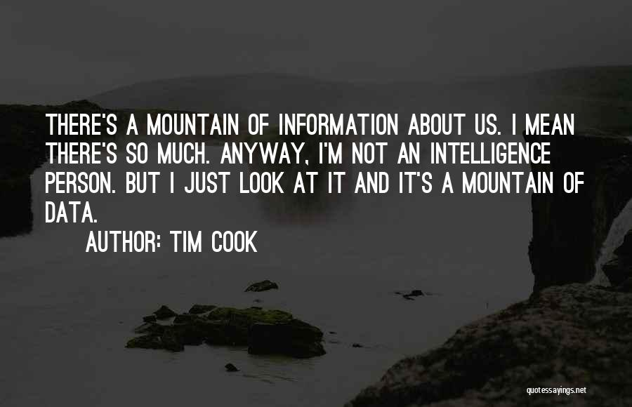 Data Viz Quotes By Tim Cook