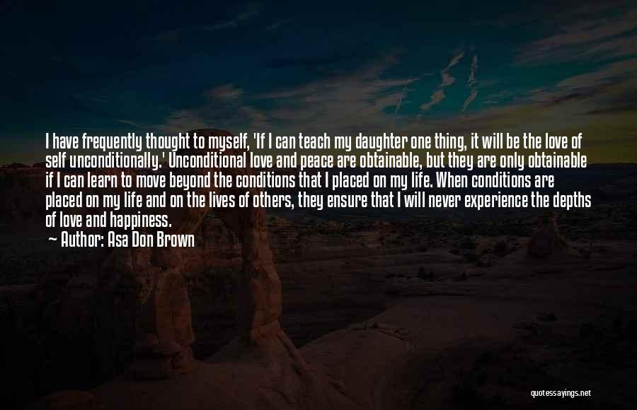 Daughter Inspirational Quotes By Asa Don Brown
