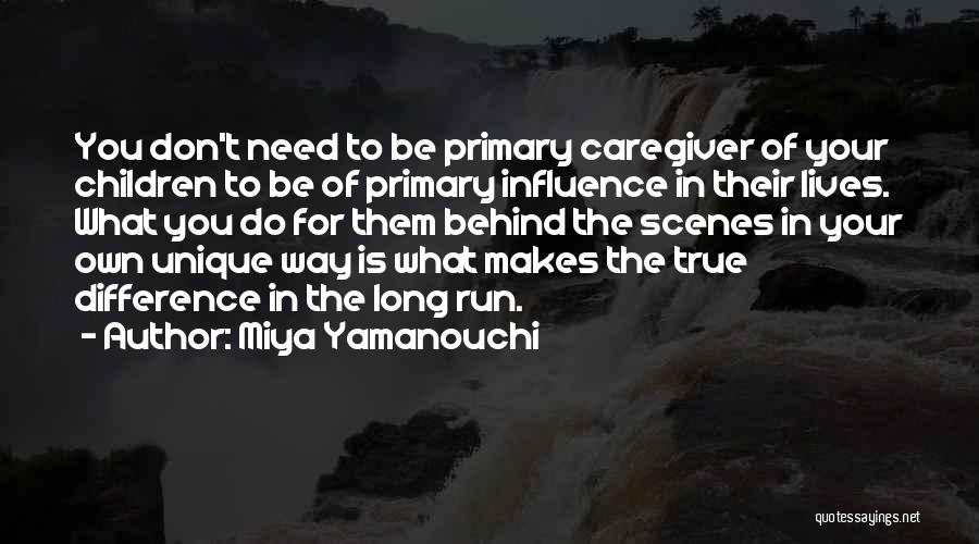 Daughter Inspirational Quotes By Miya Yamanouchi