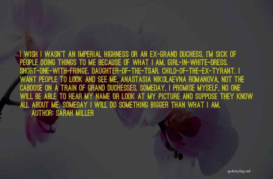 Daughter Inspirational Quotes By Sarah Miller