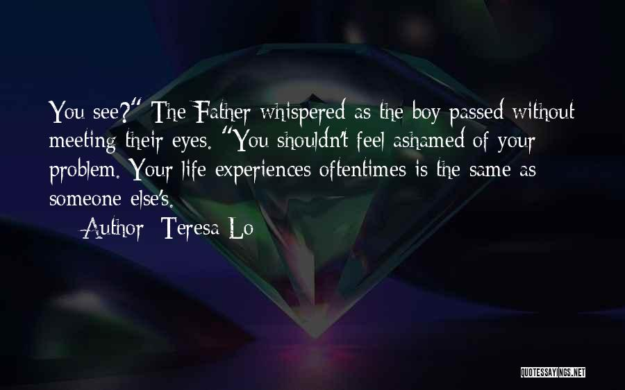Daughter Inspirational Quotes By Teresa Lo