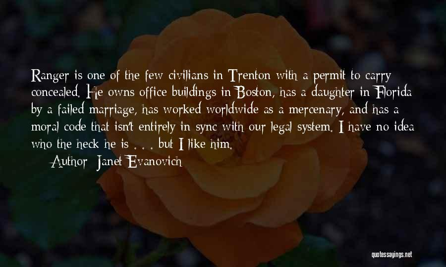 Daughter's Marriage Quotes By Janet Evanovich