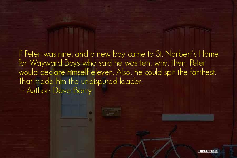Dave Barry Quotes 1061501