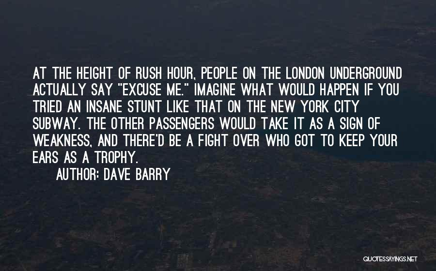 Dave Barry Quotes 1143020
