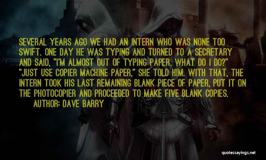 Dave Barry Quotes 1306625