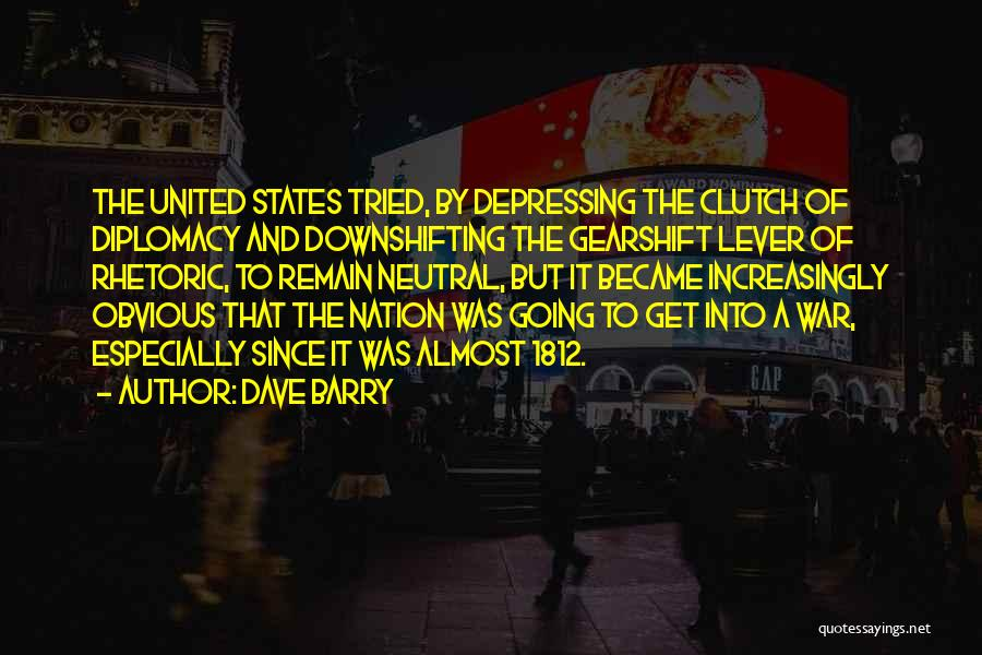 Dave Barry Quotes 1308731