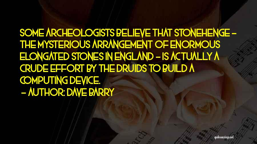 Dave Barry Quotes 1509751