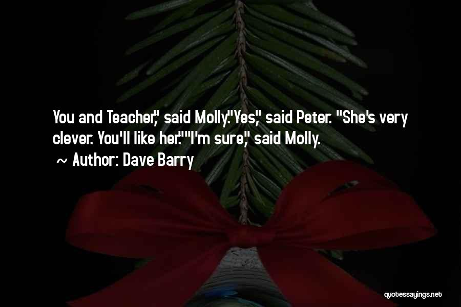 Dave Barry Quotes 1707906