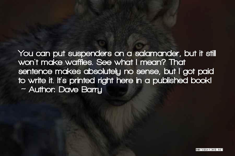 Dave Barry Quotes 1785268