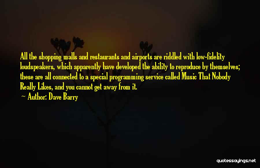 Dave Barry Quotes 1973721