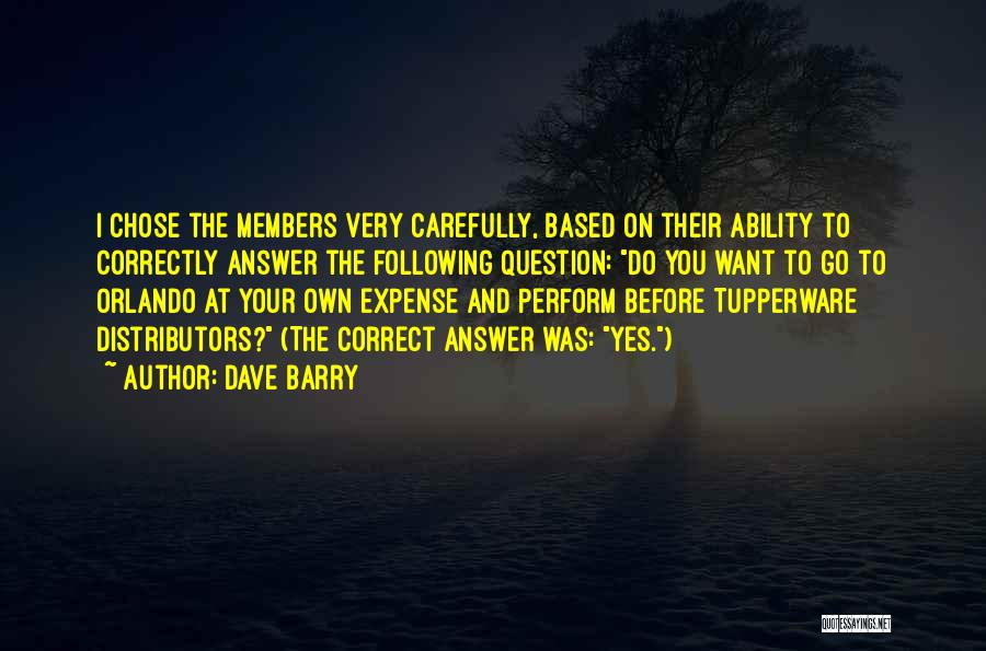 Dave Barry Quotes 925549