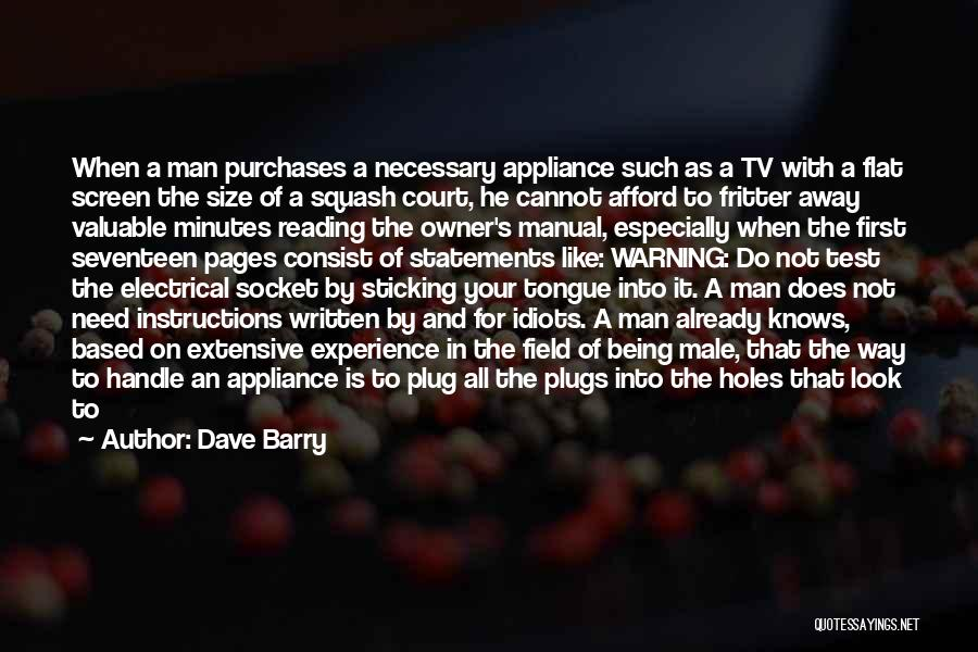 Dave Barry Quotes 933304