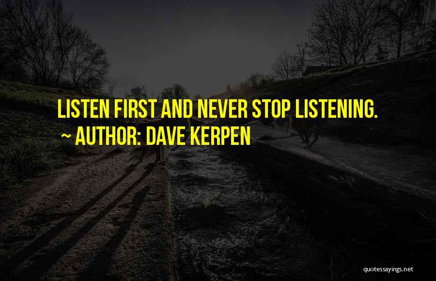 Dave Kerpen Quotes 1086751