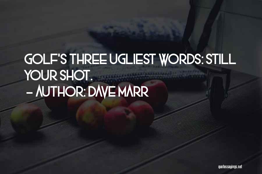 Dave Marr Quotes 1487051