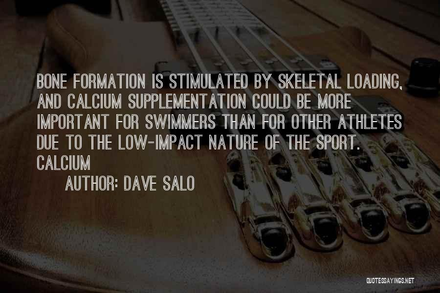 Dave Salo Quotes 426637