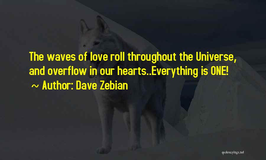 Dave Zebian Quotes 1428624
