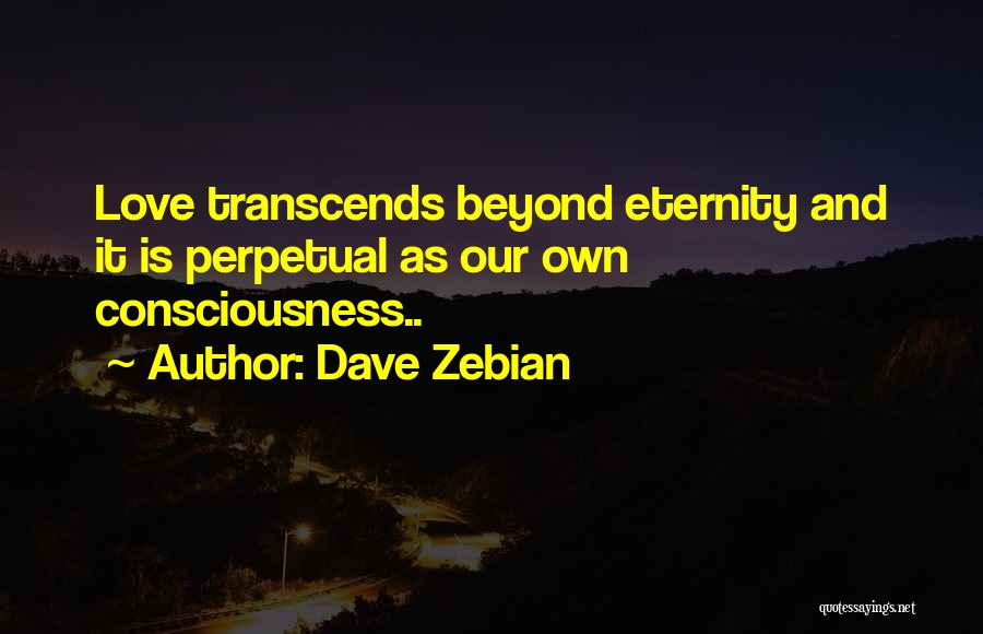 Dave Zebian Quotes 666300