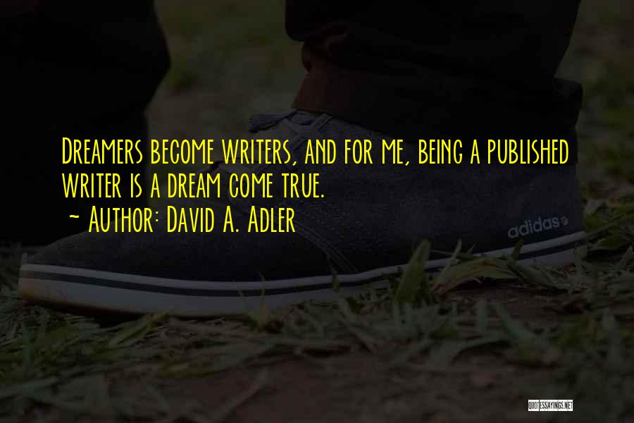 David A. Adler Quotes 203319