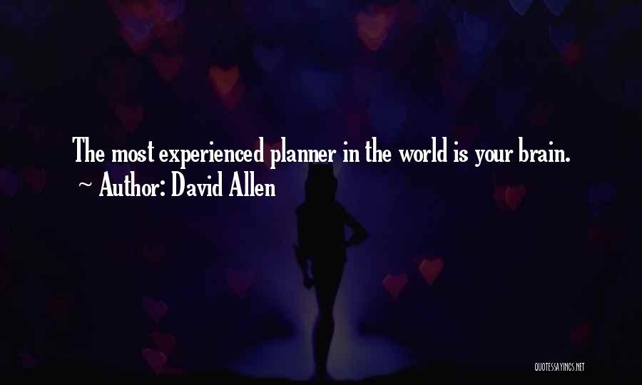 David Allen Quotes 1011882