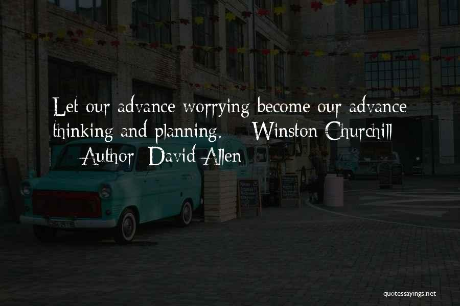 David Allen Quotes 1025466