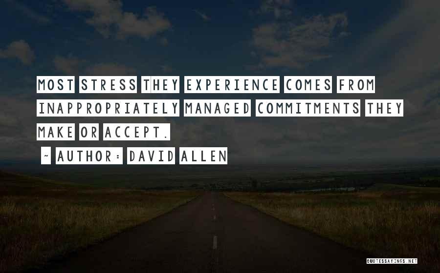 David Allen Quotes 1039608
