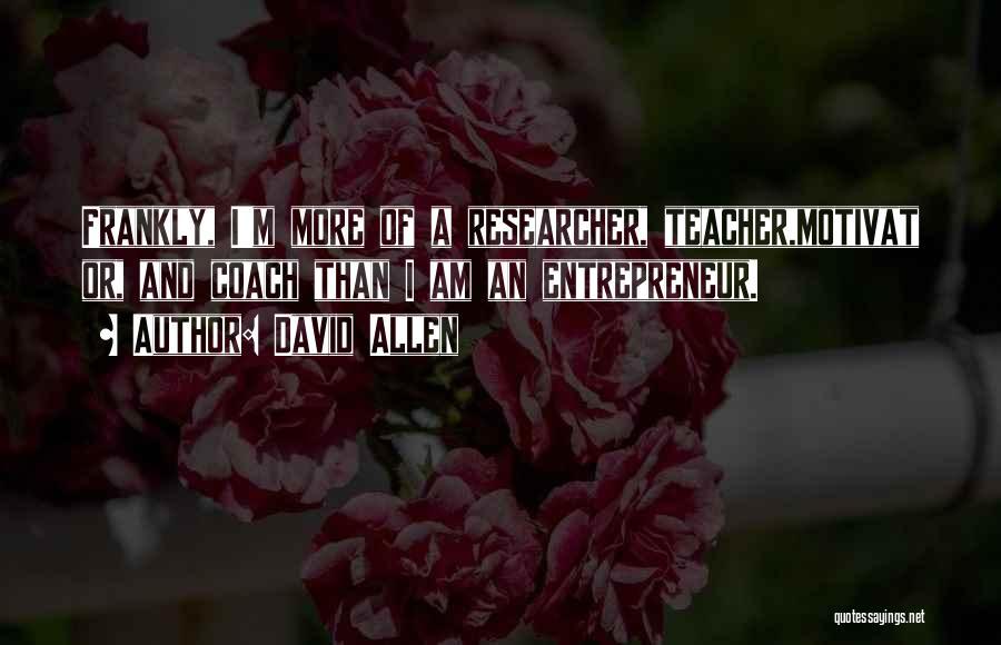 David Allen Quotes 1182534
