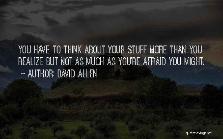 David Allen Quotes 1209462