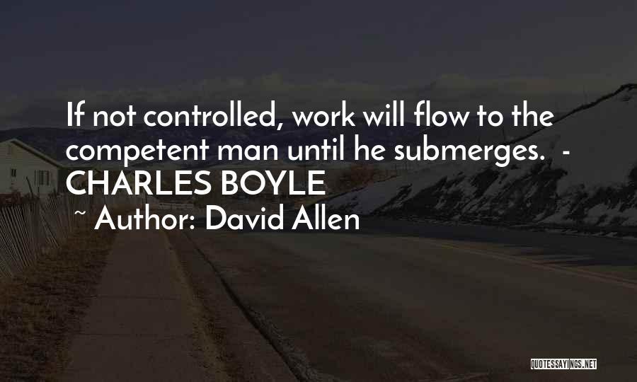 David Allen Quotes 131704