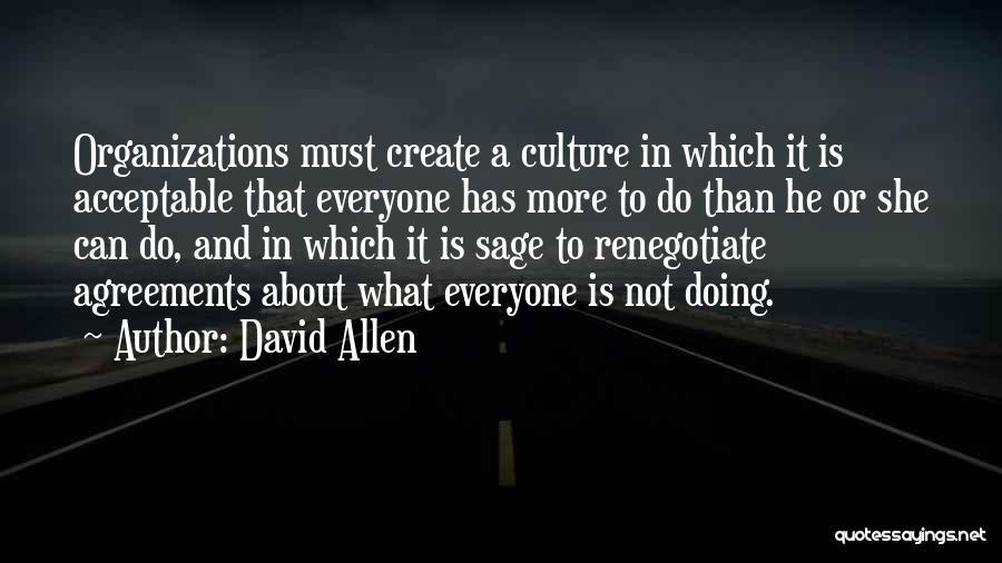 David Allen Quotes 151696