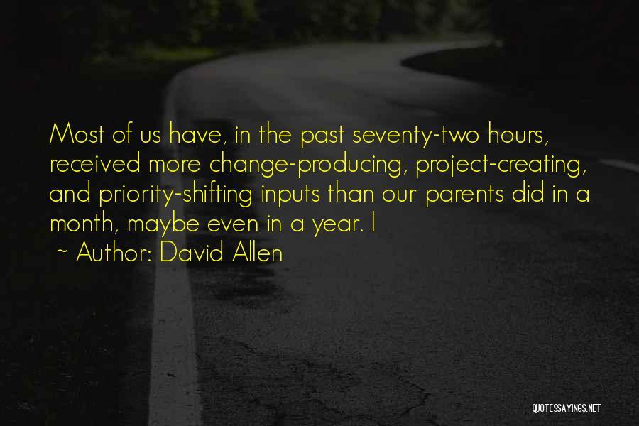 David Allen Quotes 1581607