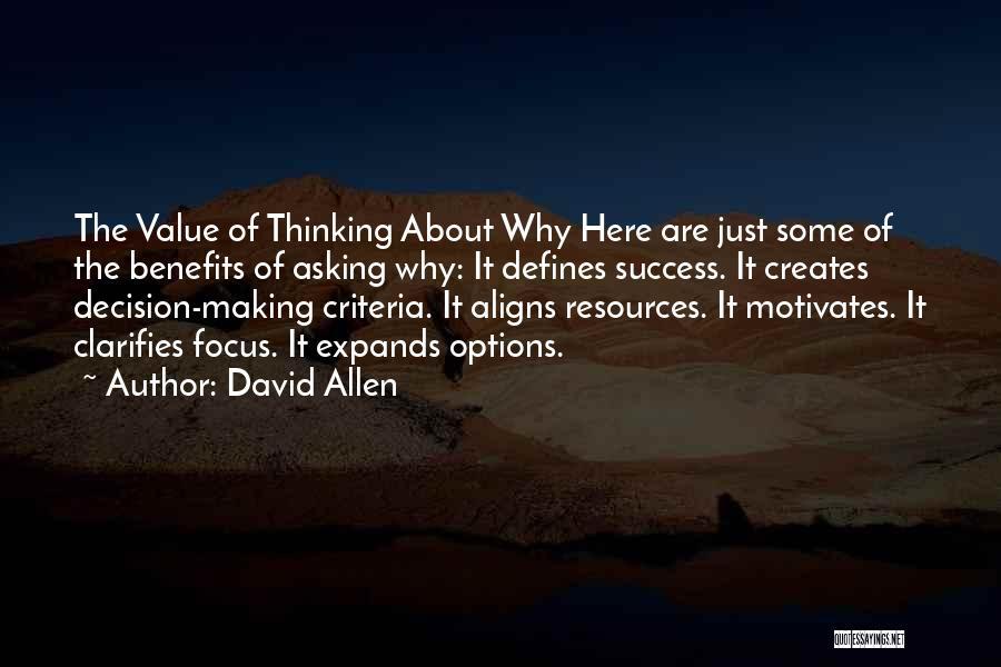 David Allen Quotes 1631004