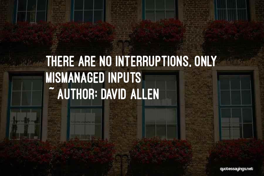 David Allen Quotes 1674550