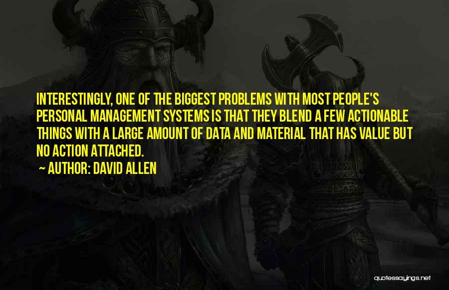 David Allen Quotes 1751395