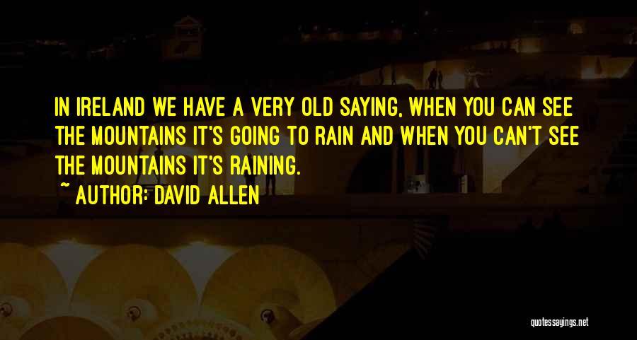 David Allen Quotes 1784403