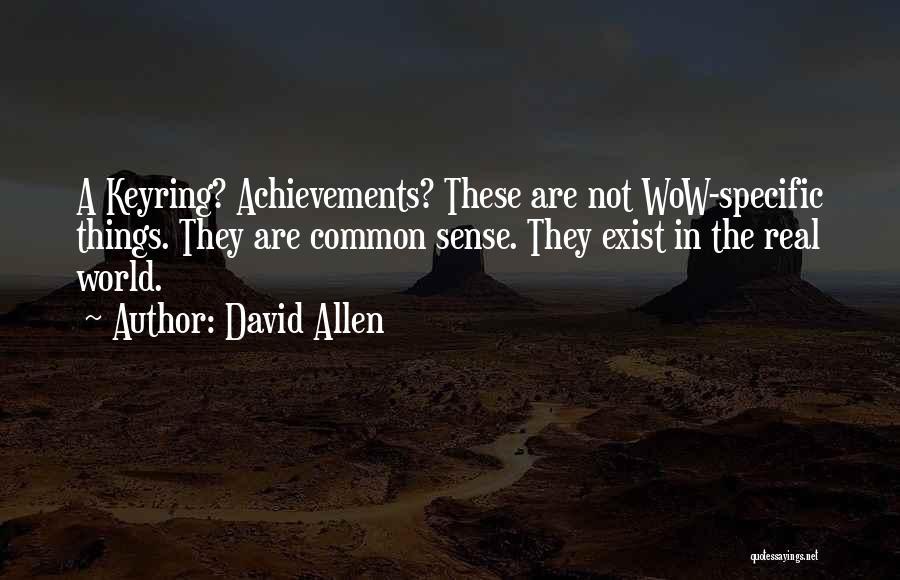 David Allen Quotes 1874290
