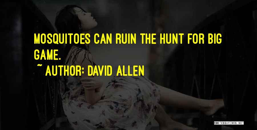 David Allen Quotes 1874769