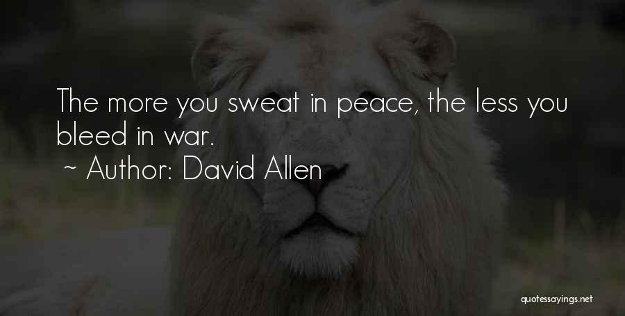David Allen Quotes 1896906