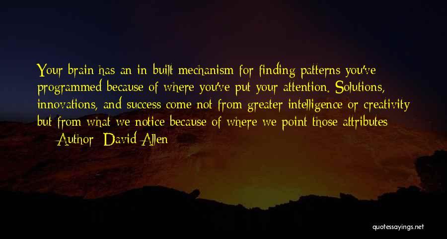 David Allen Quotes 2021873