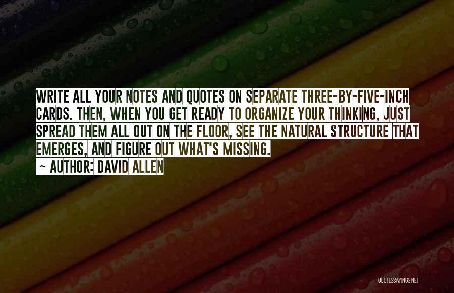 David Allen Quotes 2080870