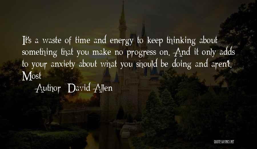 David Allen Quotes 2108212