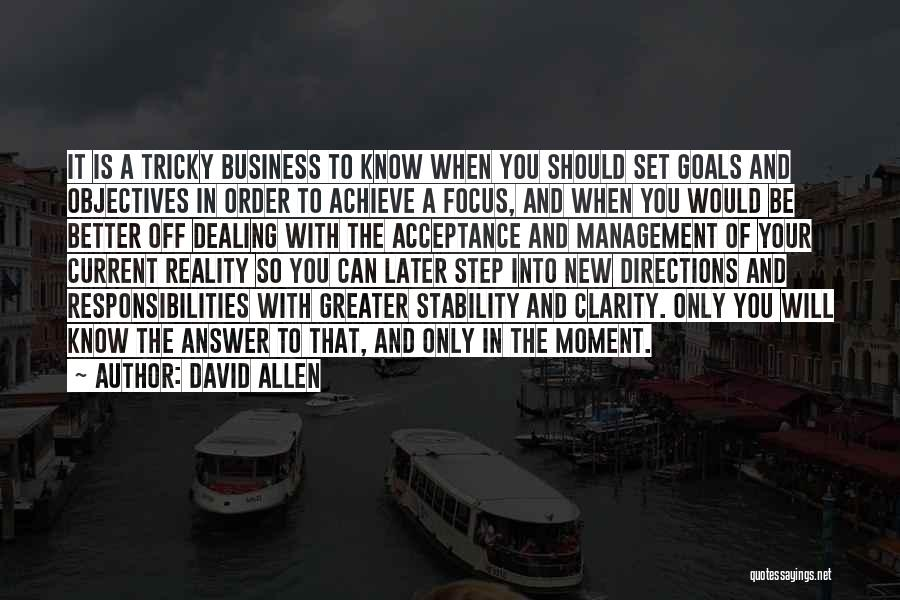 David Allen Quotes 211906