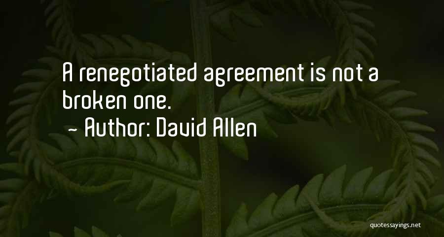 David Allen Quotes 2232138