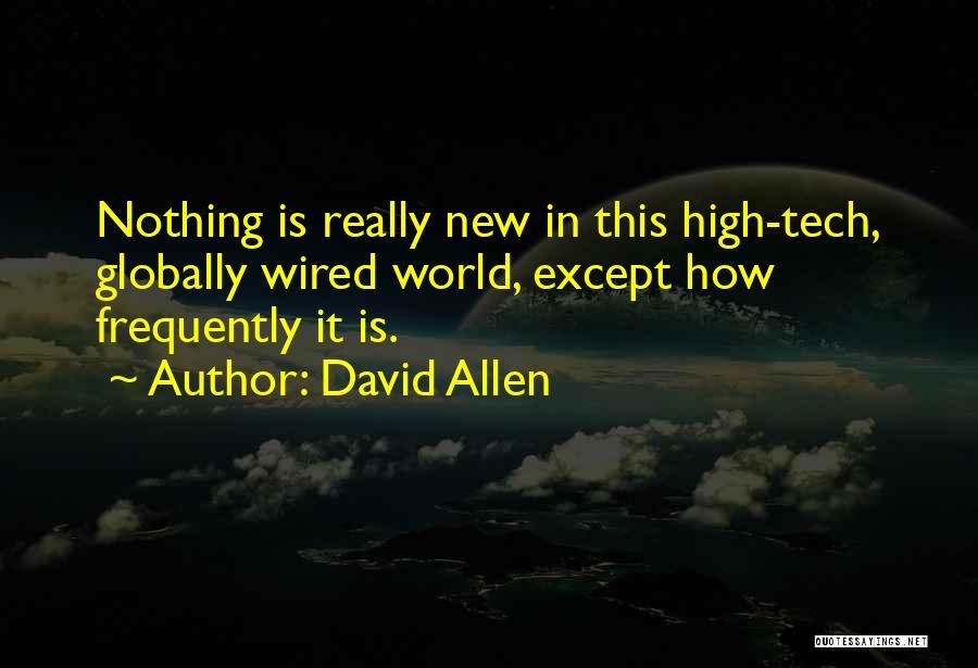 David Allen Quotes 2232975