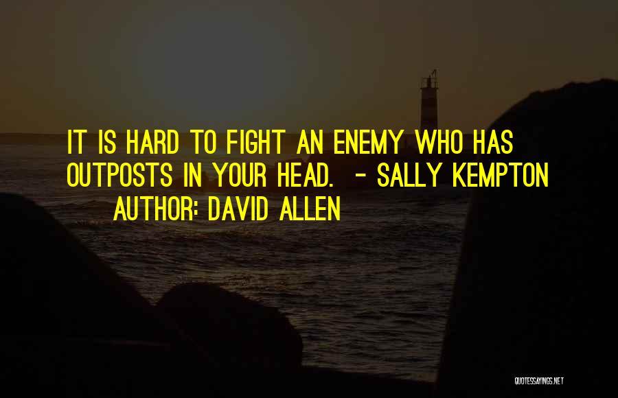 David Allen Quotes 269349